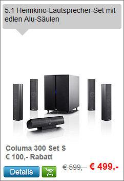 Columa 300 Set S