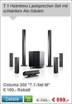Columa 300 7.1