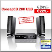 Concept B 200 USB