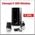 Concept C 300 Wireless - Aktion