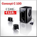Concept C 100 - Aktion