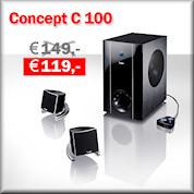 Concept C 100