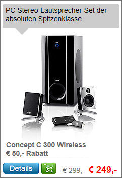 Concept C 300 Wireless