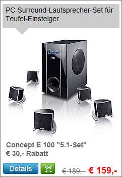 Concept E 100