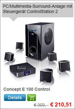 Concept E 100 Control