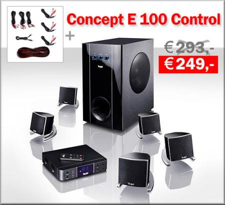 Concept E100 Control