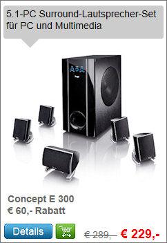 Concept E 300