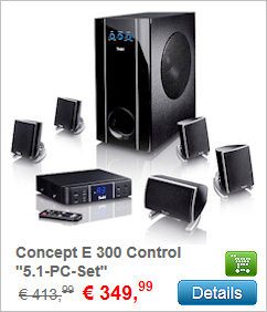Concept E 300 Control