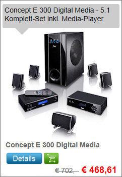 Concept E 300 Digital Media