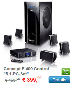 Concept E 400 Control