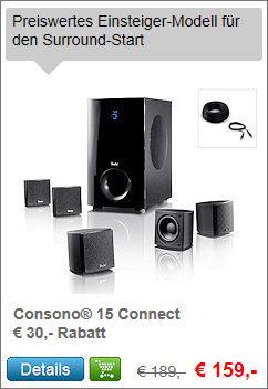 Consono 15 Connect