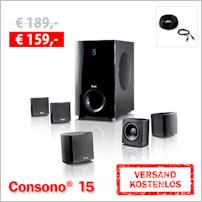 Consono 15 Connect - Heimkino