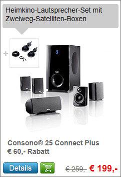 Consono 25 Connect Plus