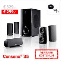 Consono 35 Connect - Heimkino
