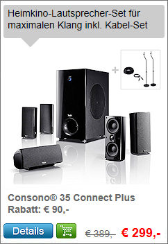 Consono 35 Connect Plus