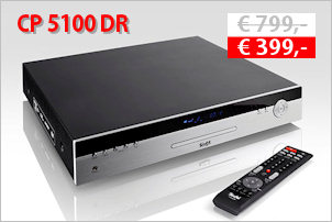 CP 5100 DR - DVD-Receiver - Aktion