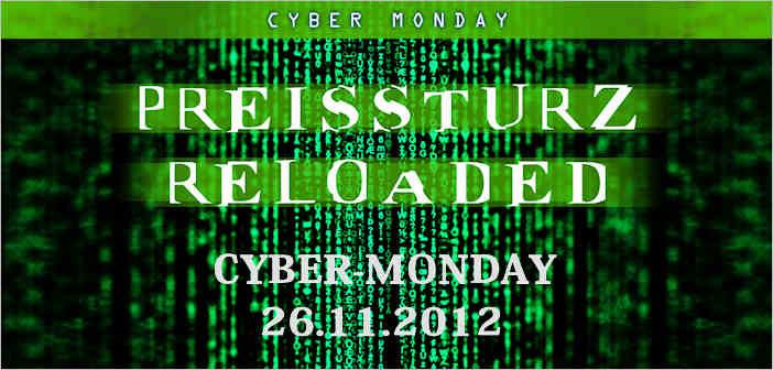 Cyber Monday 26.11.2012