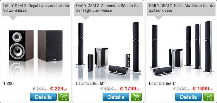 Daily Dealz 08.10.2011