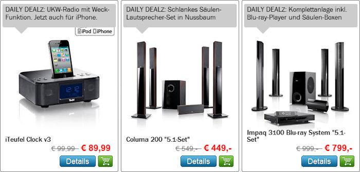 Daily Dealz 09.10.2011