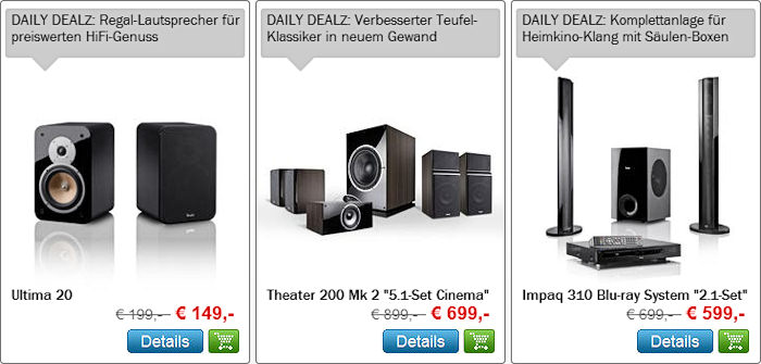 Daily Dealz 10.10.2011