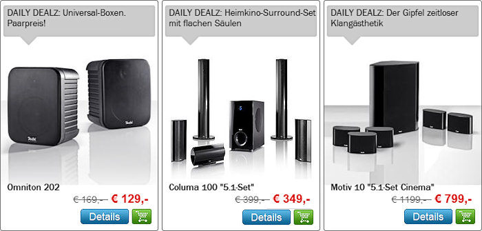 Daily Dealz 12.10.2011