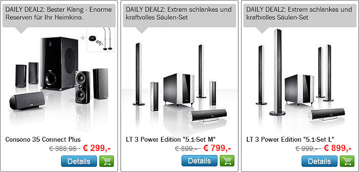 Daily Dealz 27.10.2011