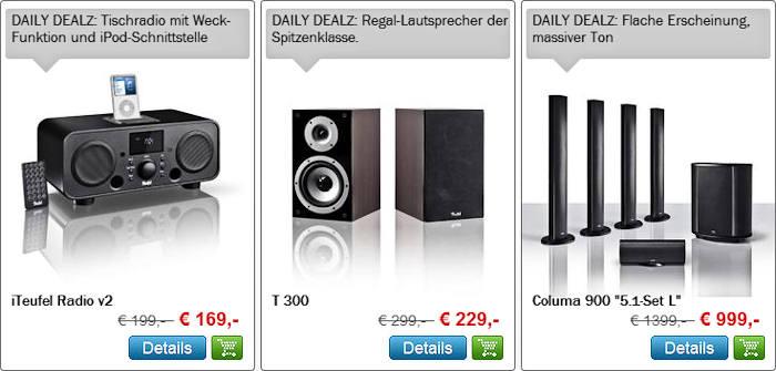 Daily Dealz 28.10.2011