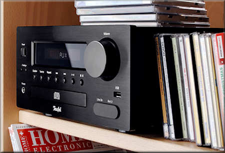 Kombo® 42 - Mini-Stereo-Anlage - Regal