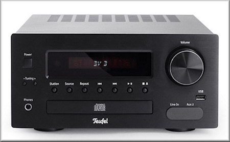 Kombo® 42 - Mini-Stereo-Anlage - Receiver - CD-Player