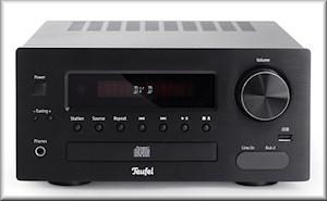 Kombo® 42 - Mini-Stereo-Anlage - IP 42 CR Receiver