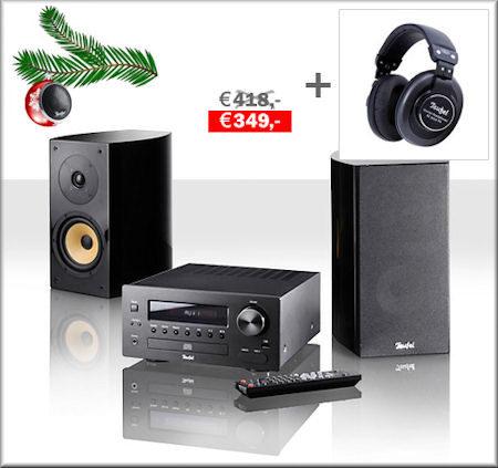 Impaq 40 - Stereo Anlage