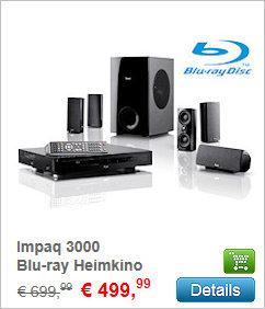 Impaq® 3000 Blu-ray System