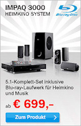 Impaq 3000 - Versand gratis bis 31.05.2011