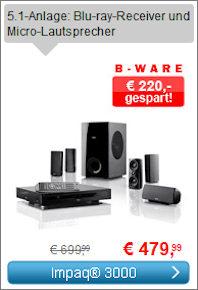 Impaq 3000 B-Ware
