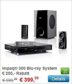 Impaq 300 Blu-ray System