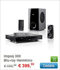Impaq® 300 Blu-ray System