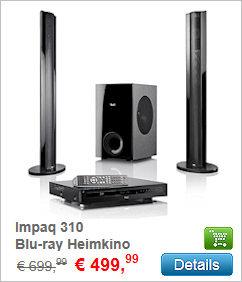 Impaq® 310 Blu-ray System