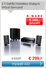 Impaq 400 B-Ware