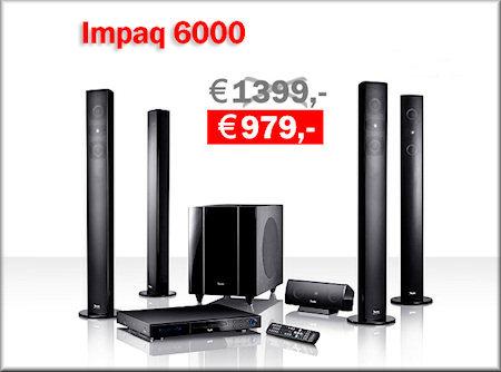 Impaq 6000 zum Jubiläumspreis