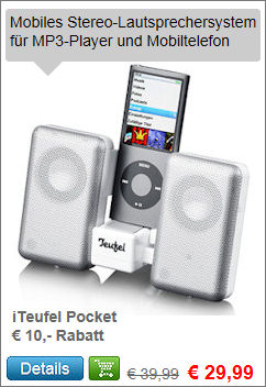 iTeufel Pocket