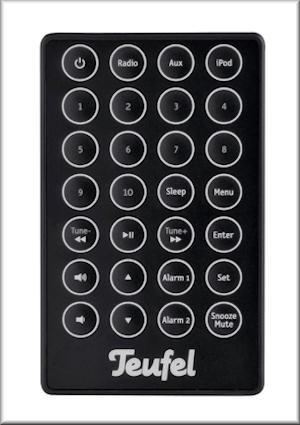 iTeufel Radio v2 remote