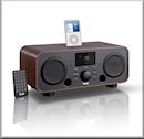 iTeufel Radio v2 wallnut