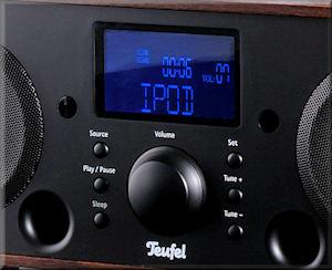 iTeufel Radio front
