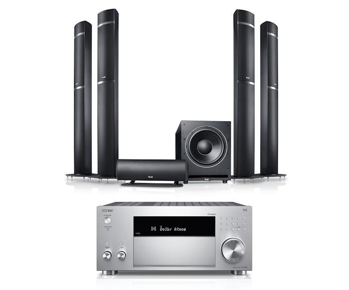 LT 5 AVR für Dolby Atmos