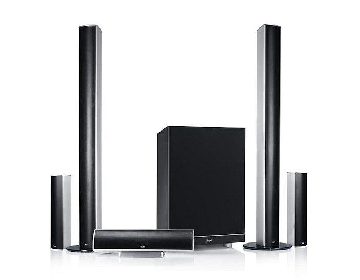 Teufel LT® 3 Power Edition 5.1-Set M - B-Ware