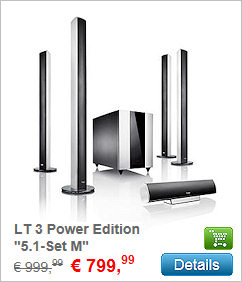 LT 3 Power Edition 5.1-Set L