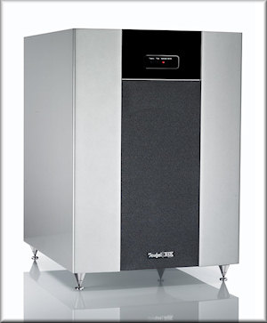 System 6 THX Select - Subwoofer M 6200 SW Silver