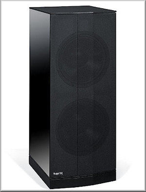 Theater 10 THX Ultra 2 - Subwoofer M 12000 SW - black