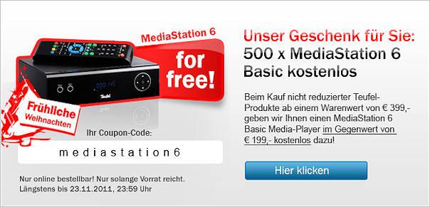 MediaStation 6 GRATIS