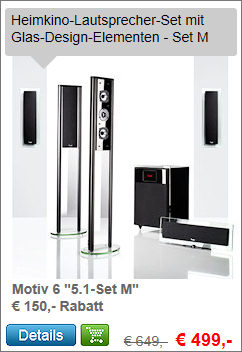 Motiv 6 5.1-Set M